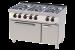 Sporáky s troubou elektricé / plynové a kombinované