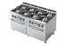 Sporáky s troubou elektrické / Sporáky s troubou kombinované