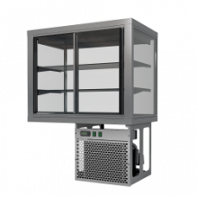 MODUS B 800 × 500 × 650 chladící vitrína samoobslužná, agregát dole