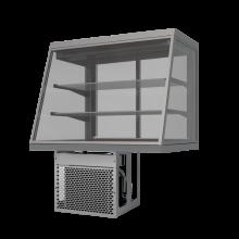 KLASIK B 800 × 630 × 660 chladící vitrína obslužná,agregát dole,