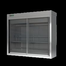 GENERUS 1000 × 450 × 1300  chladící vitrína