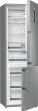 Gorenje NRK 6193  TX Kombinovaná chladnička s mrazničkou dole, 222/85l, A+++, NF, nerez