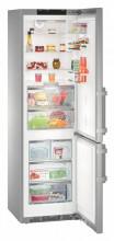 LIEBHERR CBNPes 4878  Kombinovaná chladnička s mrazničkou dole, 146/94/98l, A+++ -20%, nerez
