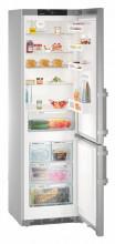 LIEBHERR CNef 4825  Kombinovaná chladnička s mrazničkou dole, 258/98l, A+++, nerez
