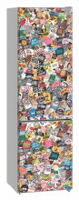 LIEBHERR CNst 4813  Kombinovaná chladnička s mrazničkou dole, 243/95l, A++, Sticker edition