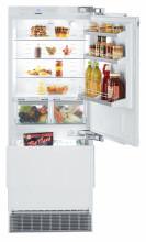 LIEBHERR ECBN 5066  Vestavná kombinovaná chladnička s mrazničkou dole, 276/57/103l, A++