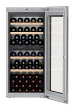 LIEBHERR EWTgb 2383 Vestavná vinotéka, 51 lahví, A, černá