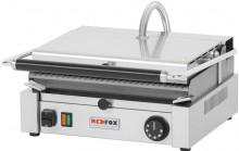 REDFOX PM-2015R  Kontaktní grill rýhovaný
