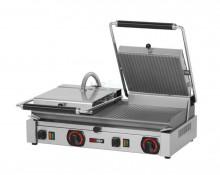 REDFOX PD-2020R RM  Kontaktní gril rýhovaný
