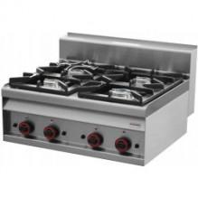 REDFOX PC-8G  Sporák stolní plyn,4 hořáky