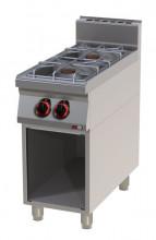 REDFOX SP-90/40 E  Elektrický sporák