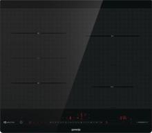 Gorenje IS645BG  NOVINKA Indukční varná deska, černá, dotykové ovládání, 4 zóny, 1x AreaFlex, funkce PowerBoo