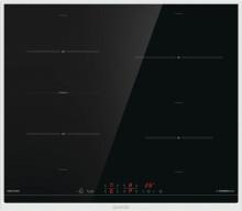 Gorenje IT643BX  Indukční varná deska, černá, dotykové ovládání, nerezový rámček, 4 zóny, 1x BridgeZo
