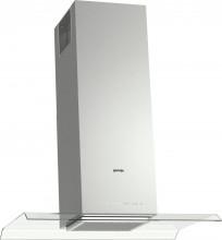 Gorenje IHGC963S4X Ostrůvkový odsavač, T tvar, zakřivené sklo SmartCurve, AdaptTech, PowerBoost 2x,