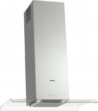 Gorenje IHGC933E16X Ostrůvkový odsavač, T tvar, zakřivené sklo SmartCurve, 90 cm, C, nerez/sklo