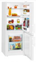 LIEBHERR CU 2311 Kombinovaná chladnička s mrazničkou dole, 155/53l, A++, bílá