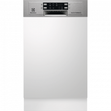 Electrolux ESI4501LOX Myčka nádobí, 9 sad nádobí, A+AA, 47 dB
