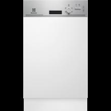 Electrolux ESI4201LOX Myčka nádobí, 9 sad nádobí, A+AA, 49 dB