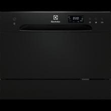 Electrolux ESF2400OK A+, Kompaktní myčka nádobí 55 cm Sušení zbytkovým teplem