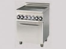 RM Gastro CFMC4-66ET Sporák elektrický sklokeramický