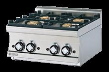 RM Gastro PCT-66G Sporák stolní plynový 4xhořák