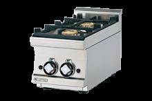 RM Gastro PCT-63G Sporák stolní plynový 2xhořák