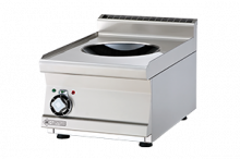 RM Gastro PCIWT-64ET Sporák stolní indukční WOK