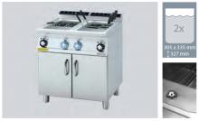 RM Gastro CP-78ET  Vařič těstovin 25+25l, 380V