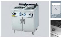 RM Gastro CP-78G  Vařič těstovin 25+25l, plyn