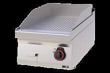 REDFOX FTR 70/04 E  - Elektrická grilovací deska rýhovaná ocel.