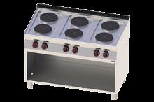 REDFOX SP 70/120  E - Elektrický sporák