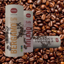 NIVONA CafeMilano NIMC 005 0,5 kg, 50 % Arabica, 50 % Gourmet Robusta