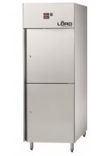 LORD PRR1C Kombinovaná chladnička pro profesionální gastronomii,640 l  - 2x 320 l chladnička