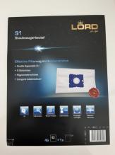 LORD S1 - sáčky do vysavače V2 Sáčky do vysavače, pro model V2,4ks,1ks filtr