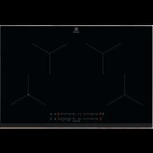 Electrolux EIS8134 Varná deska indukční SenseFry 80 cm, Varné zóny 4