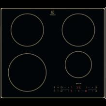 Electrolux CIR60430CB Varná deska indukční klasická 60 cm, Varné zóny 4
