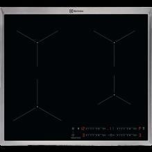 Electrolux EIT60443X Varná deska indukční klasická 60 cm, Varné zóny 4
