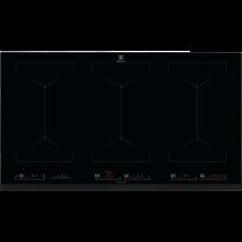 Electrolux EIV9467 Varná deska indukční 2x Bridge 90 cm, Varné zóny 6