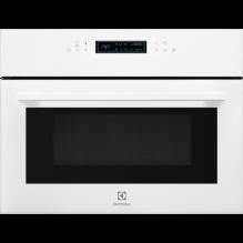 Electrolux EVK8E00V Vestavná trouba kompaktní Solo Microwave & Grill, Bílá