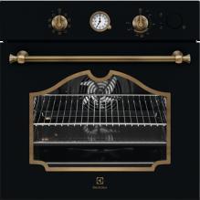 Electrolux EOB6220AOR Vestavná parní trouba SteamCrisp, A, Černá matná