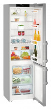 LIEBHERR CNEF 4015 Kombinovaná lednička s mrazákem dole, 269/87 l, A++, Nerez