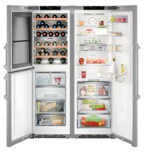 LIEBHERR SBSES 8496 Americká lednička