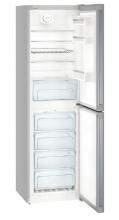 LIEBHERR CNel 4713 Kombinovaná chladnička s mrazákem dole,199/129 l, A++, NF, Nerezový vzhled