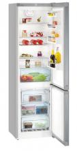 LIEBHERR CNPel 4813 Kombinovaná chladnička s mrazničkou dole, 243/95 l, A+++, NF, Nerezový vzhled