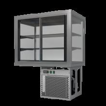 MODUS C 1000 × 500 × 650 chladící vitrína, agregát dole