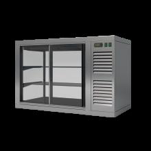 MODUS S 1200 × 500 × 650 chladící vitrína samoobslužná, agregát vlevo