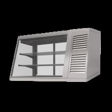 KLASIK S 1000 × 630 × 660 chladící vitrína samoobslužná,agregát vpravo