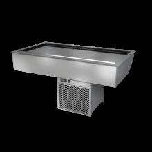 BISTRO 1740 × 792 × 590 chlazená vana, agregát dole