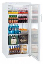 LIEBHERR FKv 5443 Volně stojící monoklimatická chladnička na nápoje,536 l,bílá