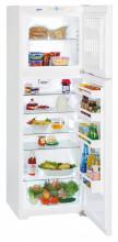 LIEBHERR CT 3306  Kombinovaná chladnička s mrazničkou nahoře, 232/75l, A+, Bílá